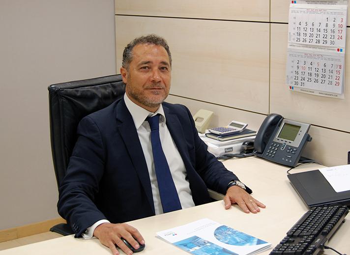 Entrevista a Carlos Espina, director del área de Bio&Pharma de COMSA Corporación