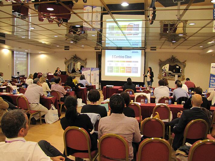 Iberquimia, congreso de la industria química