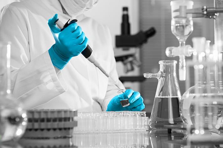 Guantes desechables de nitrilo y vinilo proteHo gloves