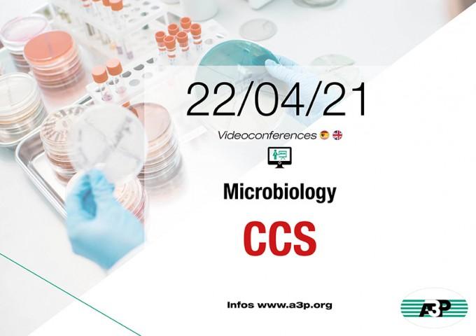 Webinar Microbiología y Contamination Control Strategy