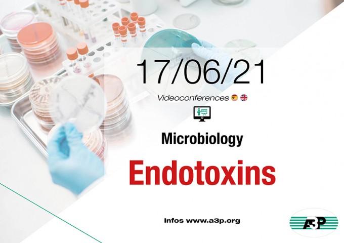 Webinar Endotoxinas