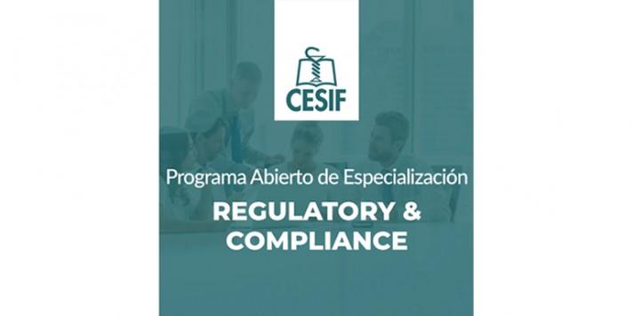 Programa Executive – Regulatory & Compliance