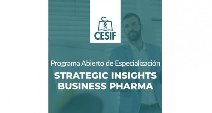 Programa Executive – Strategic Insights Business Pharma
