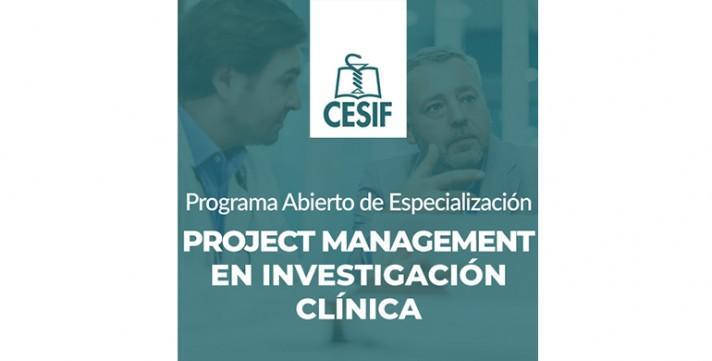 Programa Executive – Project Management en Investigación Clínica