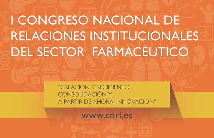 I Congreso Nacional de Relaciones Institucionales del Sector Farmacéutico