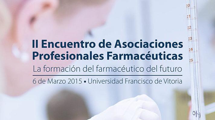 II Encuentro de Asociaciones Profesionales Faramcéuticas