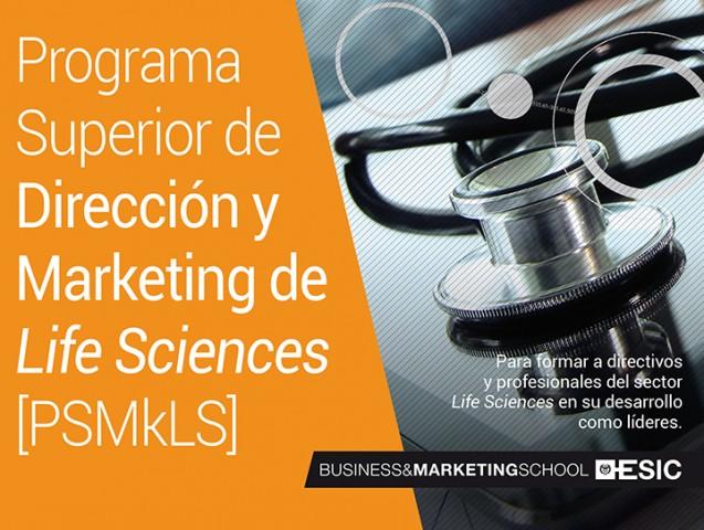 Programa Superior de Dirección y Marketing de Life Sciences PSMkLS
