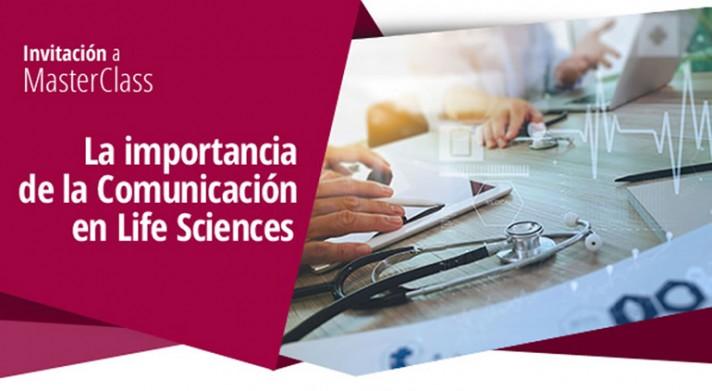 MasterClass - La importancia de la Comunicación en Life Sciences