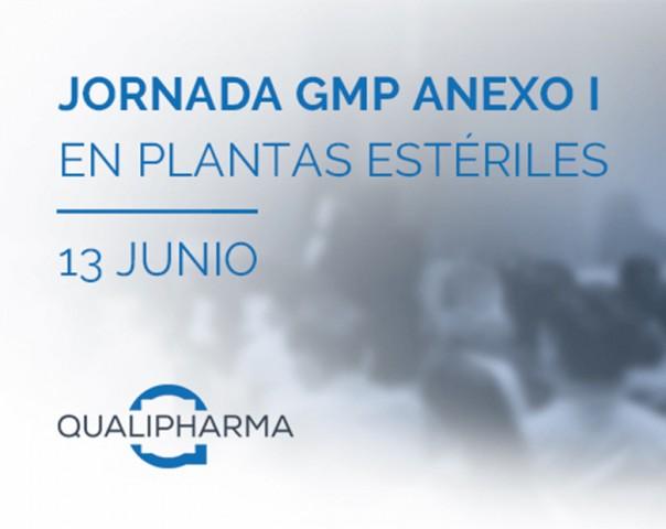 Jornada GMP Anexo I: Visión holística y práctica de la estrategia de control de la contaminación en plantas estériles