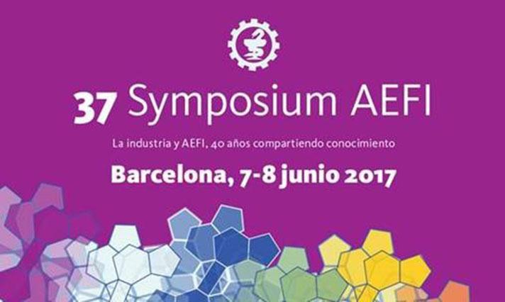 37 Symposium de AEFI