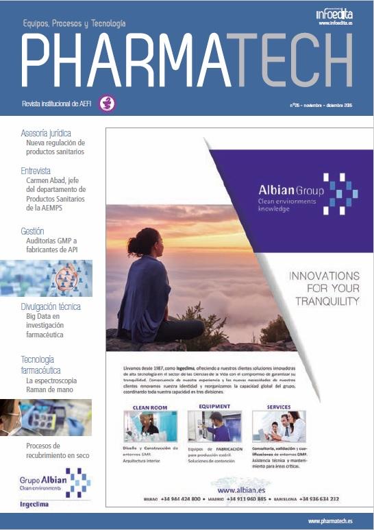 Pharmatech noviembre-diciembre 2016