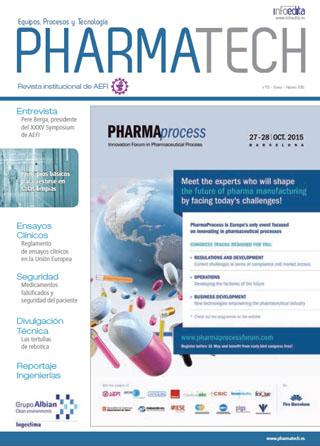 Pharmatech Enero/Febrero 2015