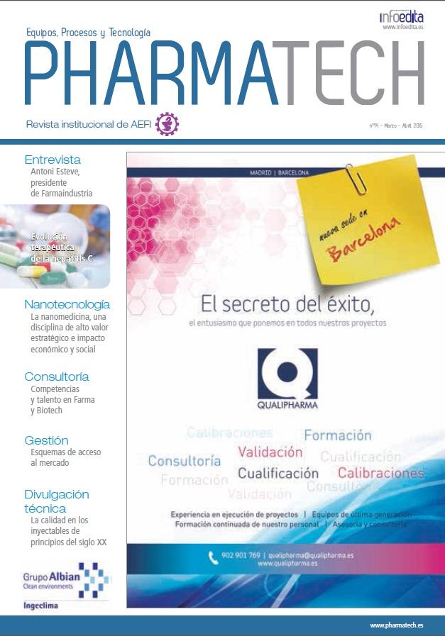 Pharmatech Marzo/Abril 2015