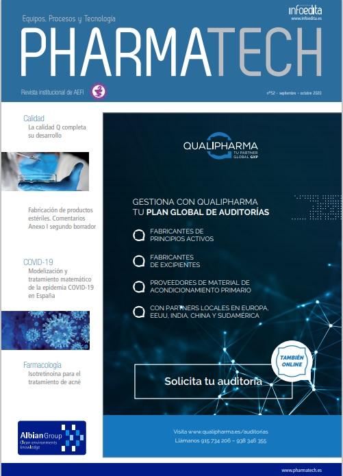 Pharmatech Septiembre-Octubre 2020