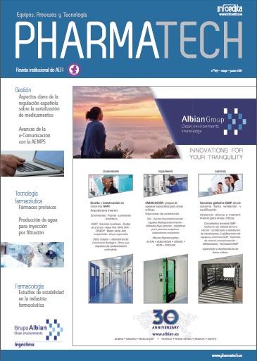 Pharmatech mayo-junio 2017
