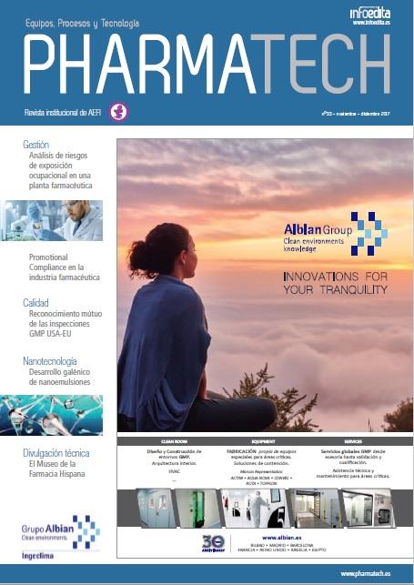 Pharmatech noviembre-diciembre 2017