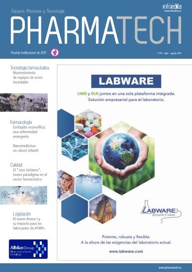 Pharmatech julio-agosto 2019