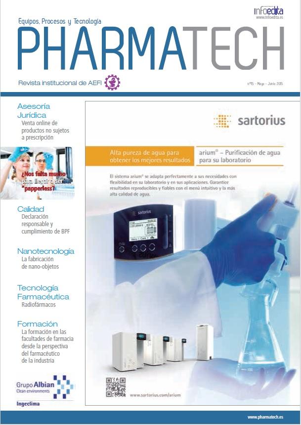Pharmatech Mayo/Junio 2015