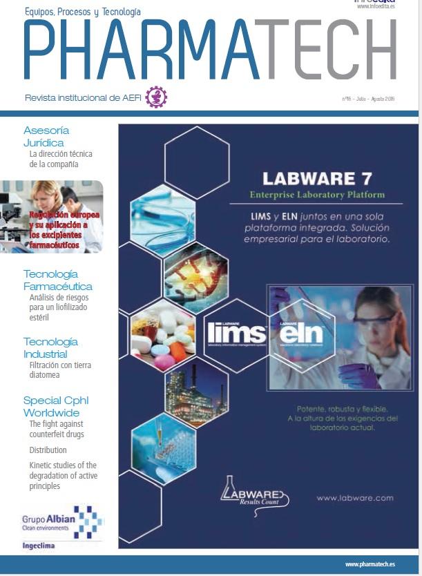 Pharmatech Julio/Agosto 2015