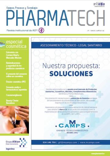 Pharmatech - Especial Cosmética 2015