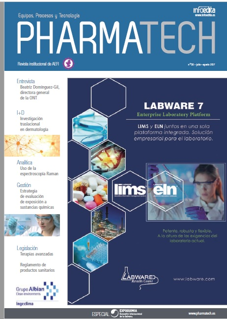 Pharmatech julio-agosto 2017