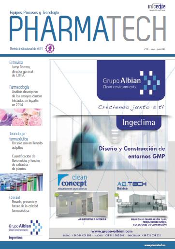 Pharmatech Mayo/Junio 2016