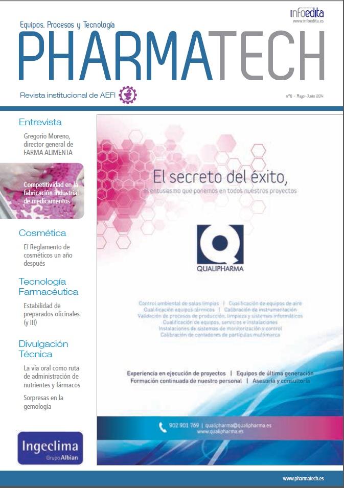 Pharmatech Mayo/Junio 2014