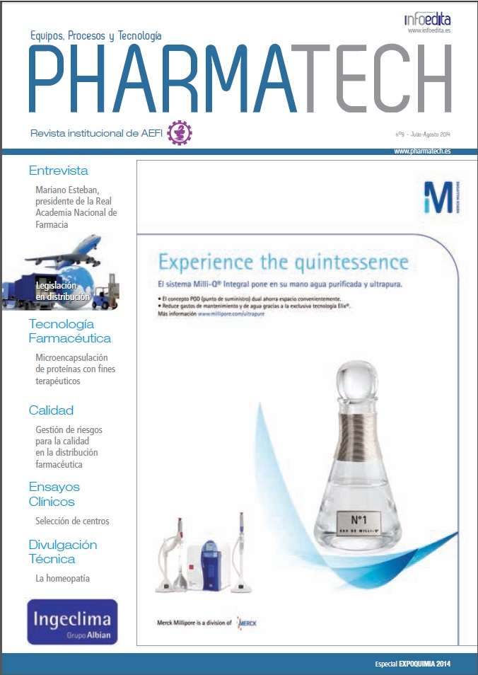 Pharmatech Julio/Agosto 2014