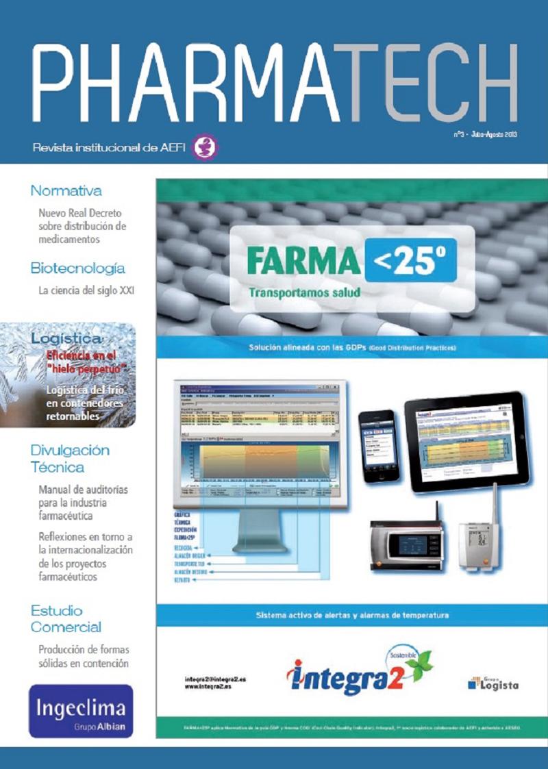 Pharmatech Julio/Agosto 2013