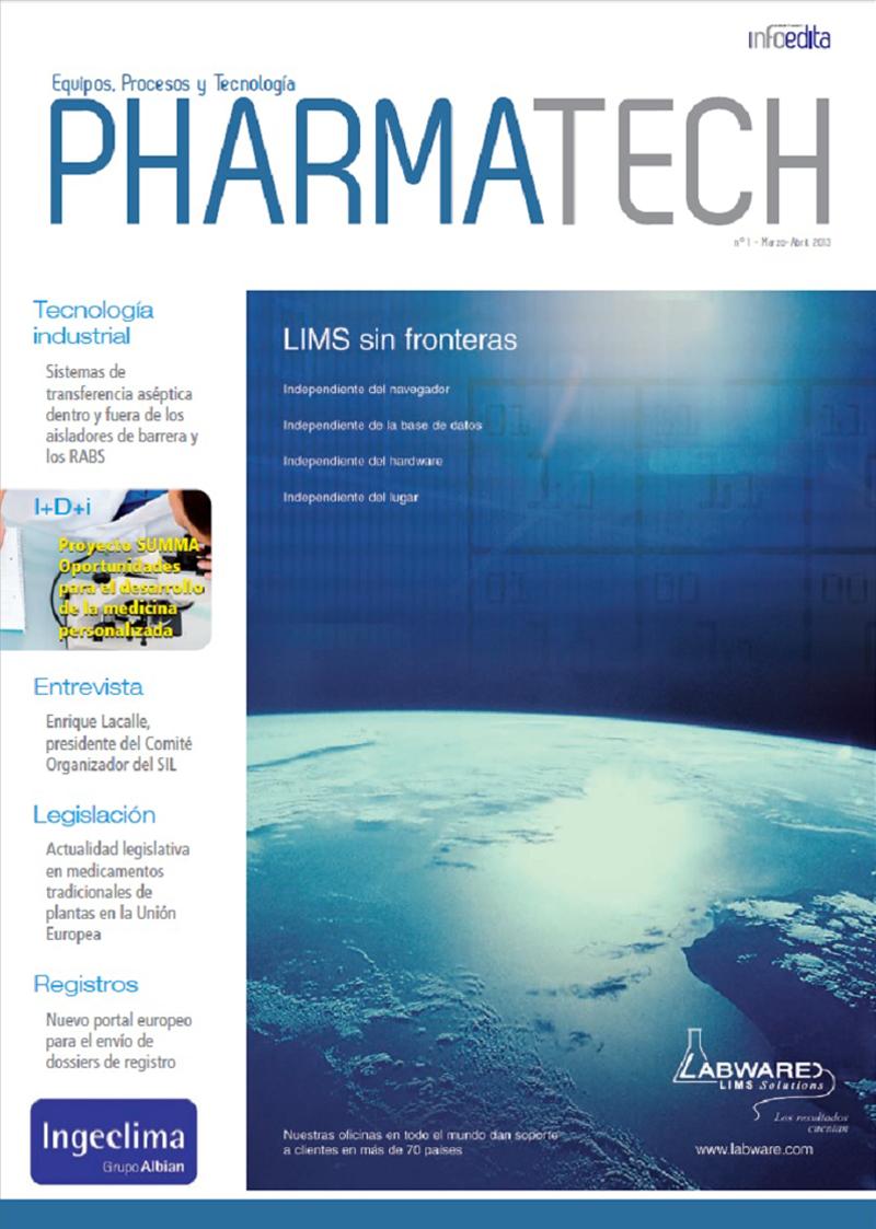 Pharmatech Marzo/Abril 2013