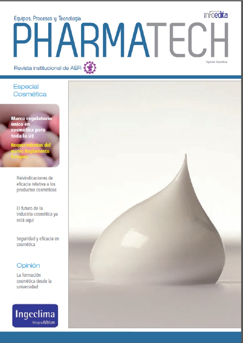 Pharmatech - Especial Cosmética 2013