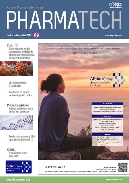 Pharmatech Mayo-Junio 2020