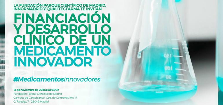 Financiación y desarrollo clínico del medicamento innovador