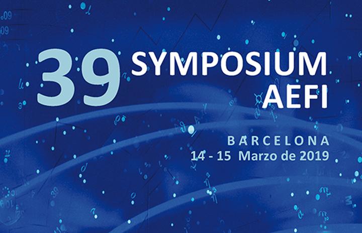 El próximo 14 de marzo, el 39 Symposium de AEFI abre sus puertas para reunir al sector farmacéutico