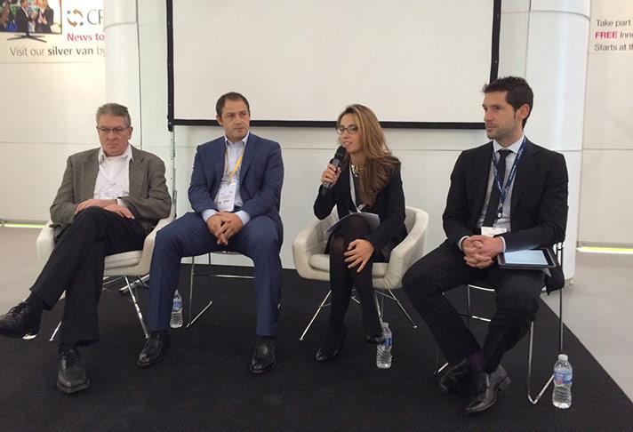 3PBio Forum contó con la participación de Covance, Charles River, Menarini Biotech y más de 50 asistentes