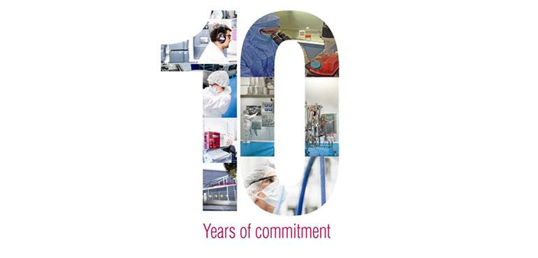 3P Biopharmaceuticals cumple 10 años