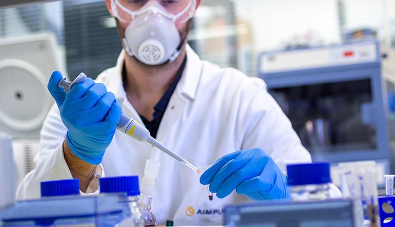 AIMPLAS desarrolla nuevos test rápidos de sangre, orina y fluidos para la detección del COVID-19