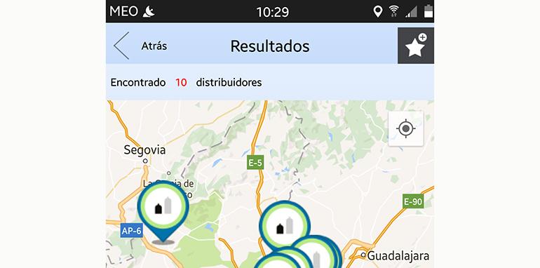Air Liquide lanza una app para localizar distribuidores de gases industriales en España