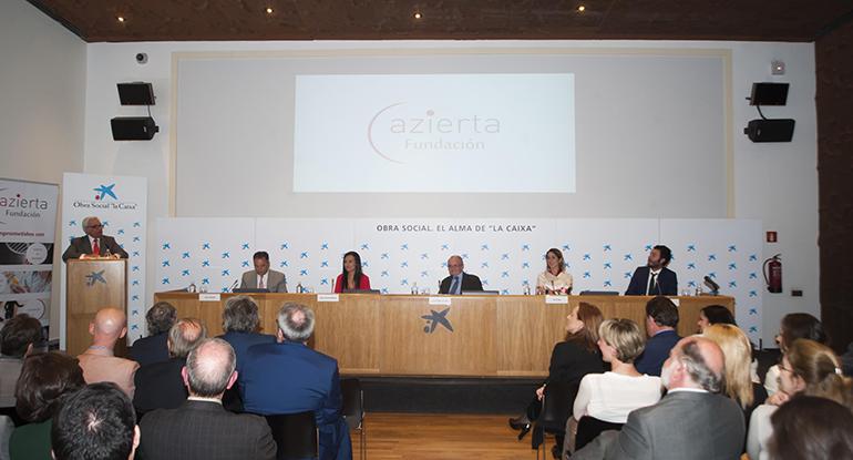 La Fundación Azierta inicia su andadura