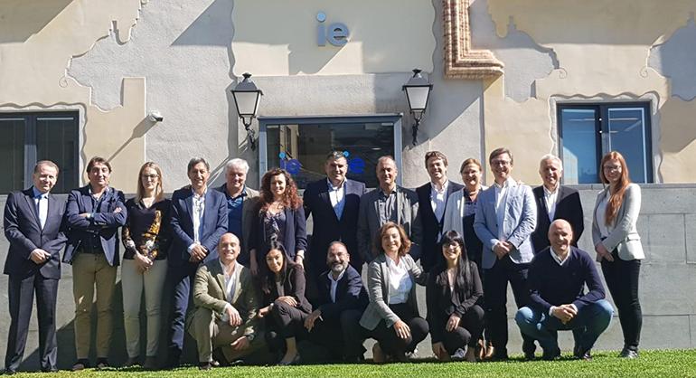 Grünenthal y el IE ponen en marcha la Academia Gerencial 2019-2020