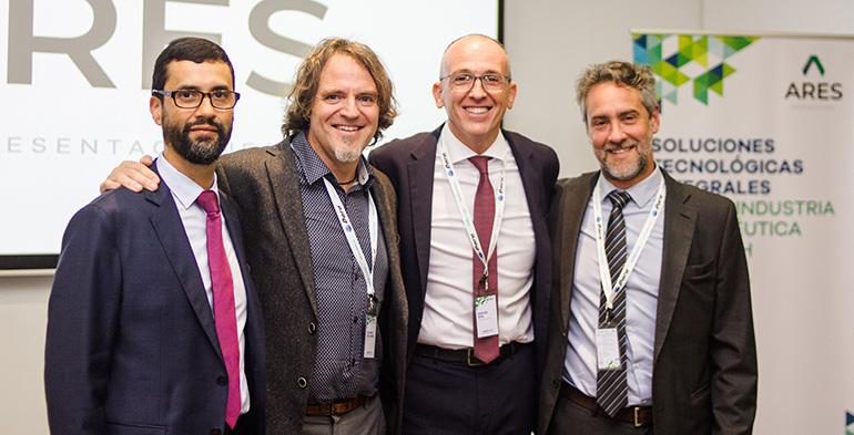 Colombia acogió la primera edición del Ares Day, con soluciones tecnológicas para la industria farmacéutica y biotech