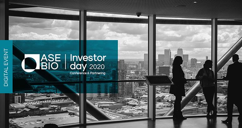 AseBio Investor Day, hasta el 1 de octubre, en digital