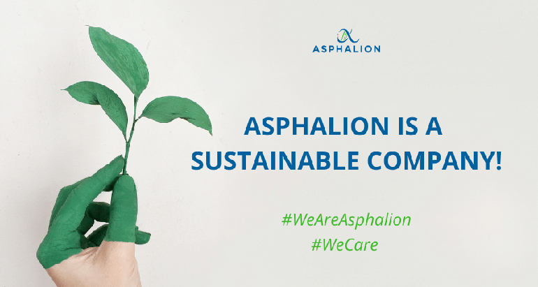 Asphalion recibe la medalla de sostenibilidad de EcoVadis