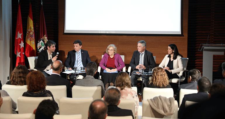 Acuerdo de colaboración entre el Ayuntamiento de Madrid y la Fundación Parque Científico