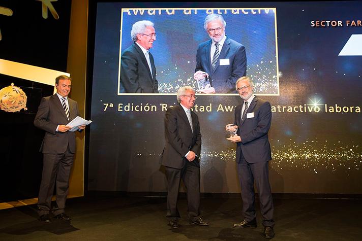 Bayer, reconocida como empresa del sector farmacéutico más atractiva para trabajar en España