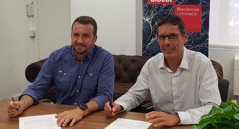 Acuerdo entre Biocat y Barcelona Tech City para impulsar la innovación en salud en Barcelona