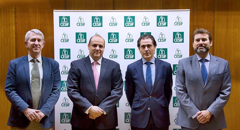 CESIF y Bureau Veritas Formación firman un acuerdo de colaboración para completar la formación en industria alimentaria