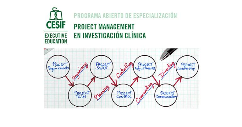 IV edición del Project Management en Investigación Clínica
