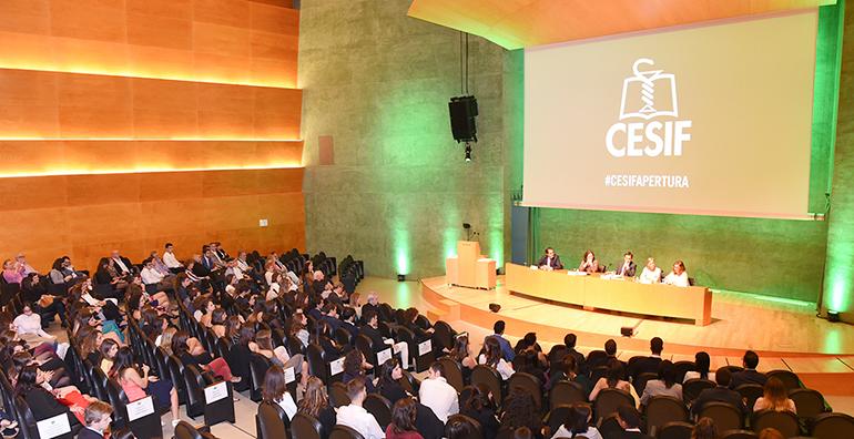 CESIF celebra el Acto de Apertura del Curso Académico