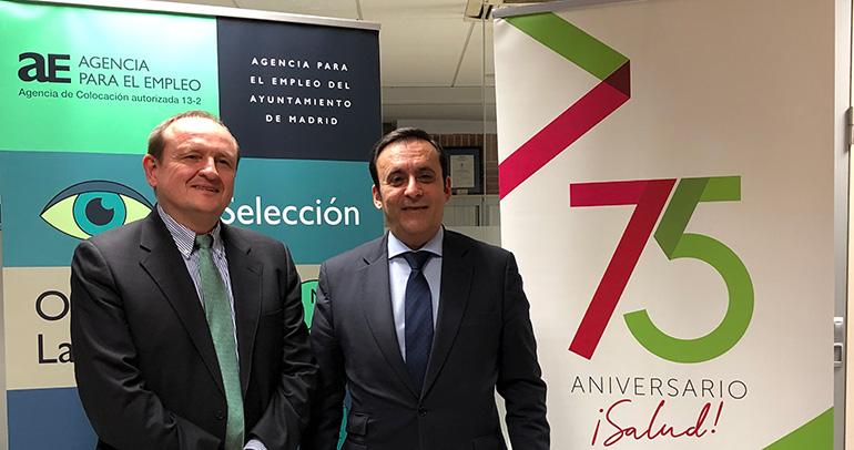 Acuerdo entre el Ayuntamiento de Madrid y Cofares para incentivar la inserción laboral